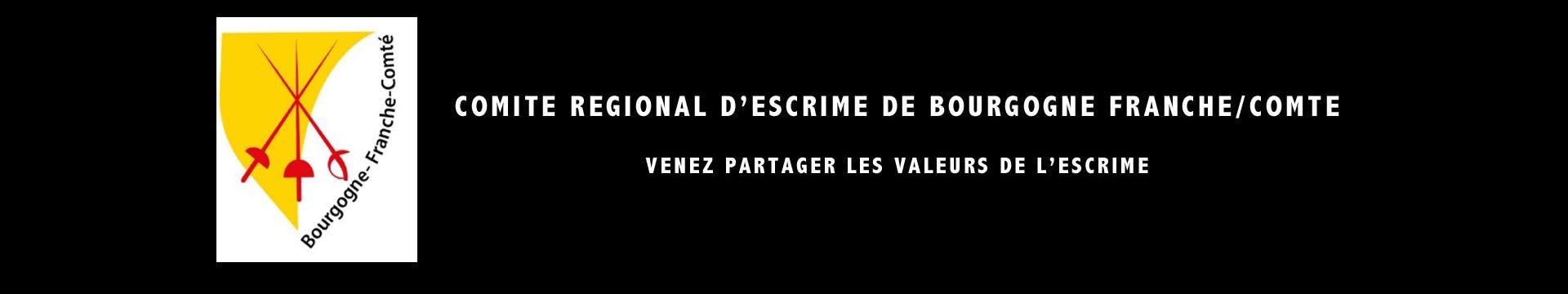 Comité Régional d'Escrime de Bourgogne/Franche Comté